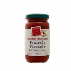 Hot Tomatoes Sauce, 190gr