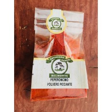 Piment fort moulu, 50 gr