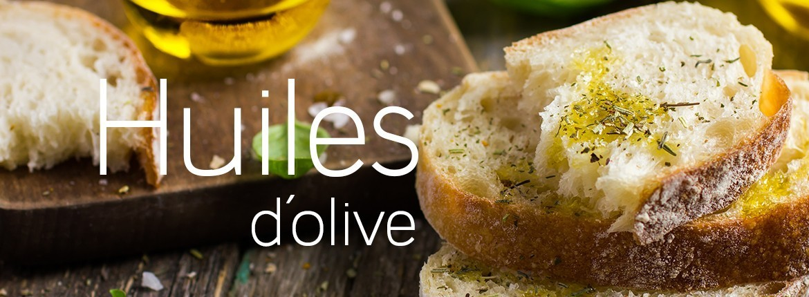 Huile d'olive artisanale